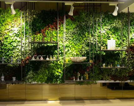 SENSI Green Living Wall