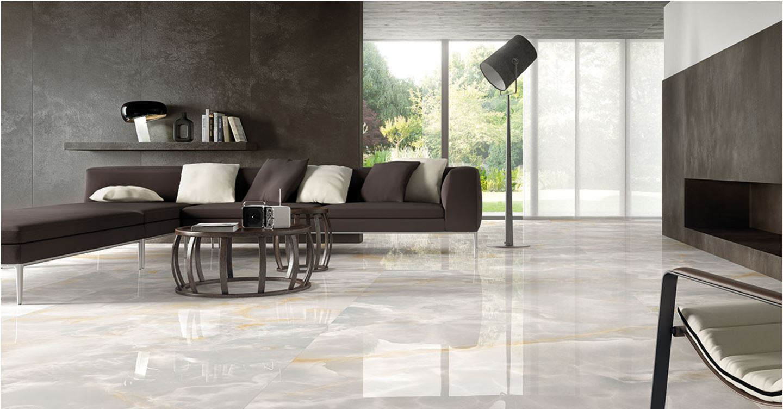 Marble Effect Big Tiles